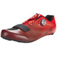 Shimano SH-XC7 Shoes Wide red/black